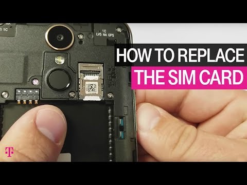 T-Mobile | How To Replace Your SIM Card | How To's