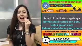 Dasi Dan Gincu Karaoke Duet Bareng Baby Shima Feat Tanpa Vocal Cowok
