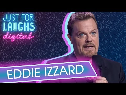 Eddie Izzard Stand Up – 2013