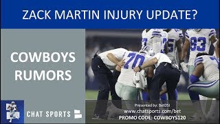 Cowboys Rumors And News: Zack Martin Injury, Sean Lee Return, Taco Charlton Update & Dak Prescott