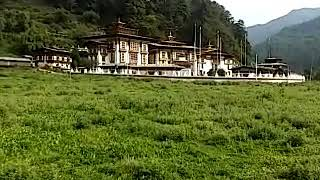 preview picture of video 'Bumthang Kurjey Lhakhang'