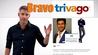 Bravo Trivago | Alpha M. Interviews The Trivago Guy