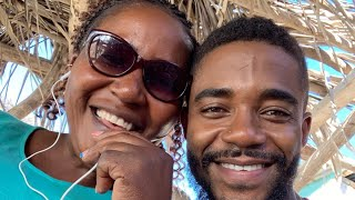 My Trip to Jamaica to Surprise my MOM after 11 years | The Wise 5 Family Vlog #6