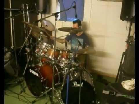 Sickening Horror Drum Recording