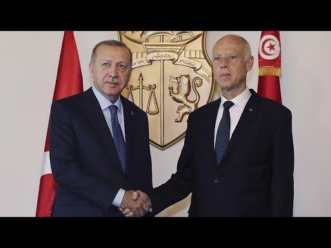 """Ερντογάν: """"Η Ελλάδα δεν έχει κανένα λόγο και ρόλο στη συμφωνία μας με τη Λιβύη""""…"""