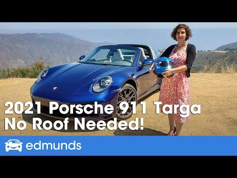 External Review Video 2_JJKnDeDLg for Porsche 911 Targa 4 & Targa 4S (8th gen, 992)