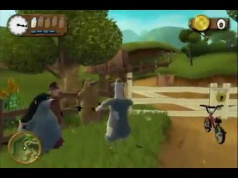 Barnyard: Verrückte Bauernhof-Spiele