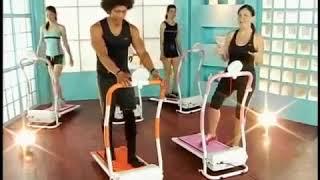 Confidence Power Plus Motorized Fitness Treadmill Pink cheap