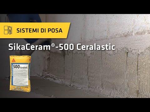 Tutorial: SikaCeram® -500 Ceralastic
