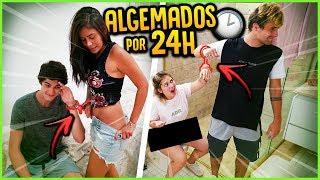 CASAIS ALGEMADOS POR 24H!! ( VIRZENDE E JOANA ) [ REZENDE EVIL ]