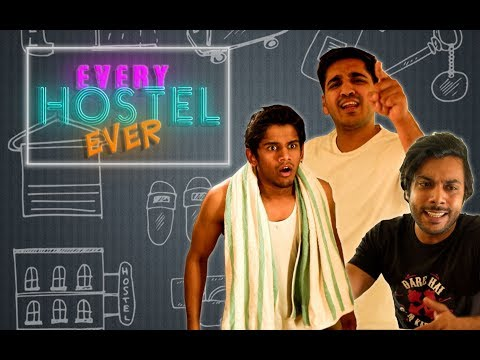 Every Hostel Ever | Hostel Life | RealHit