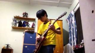 Clever love - Angels and Airwaves guitar cover