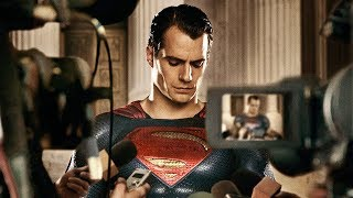 Henry Cavill Is Superman No More