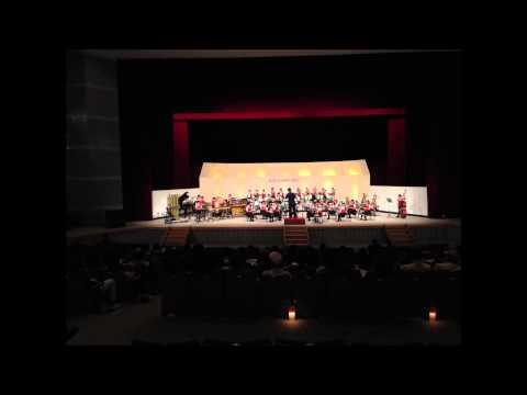 眩しい星座になるために 福島県いわき市立植田小学校吹奏楽部