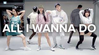All I Wanna Do - Jay Park / Mina Myoung X May J Lee X Sori Na Choreography