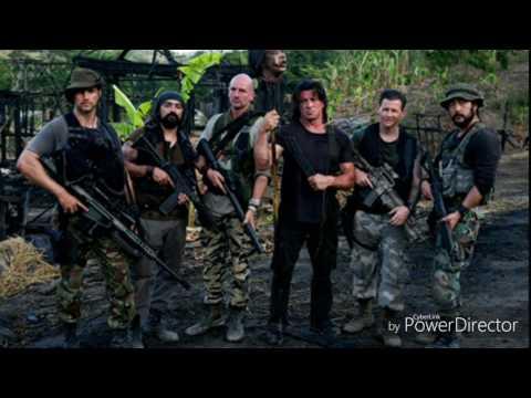 Theme John Rambo 4