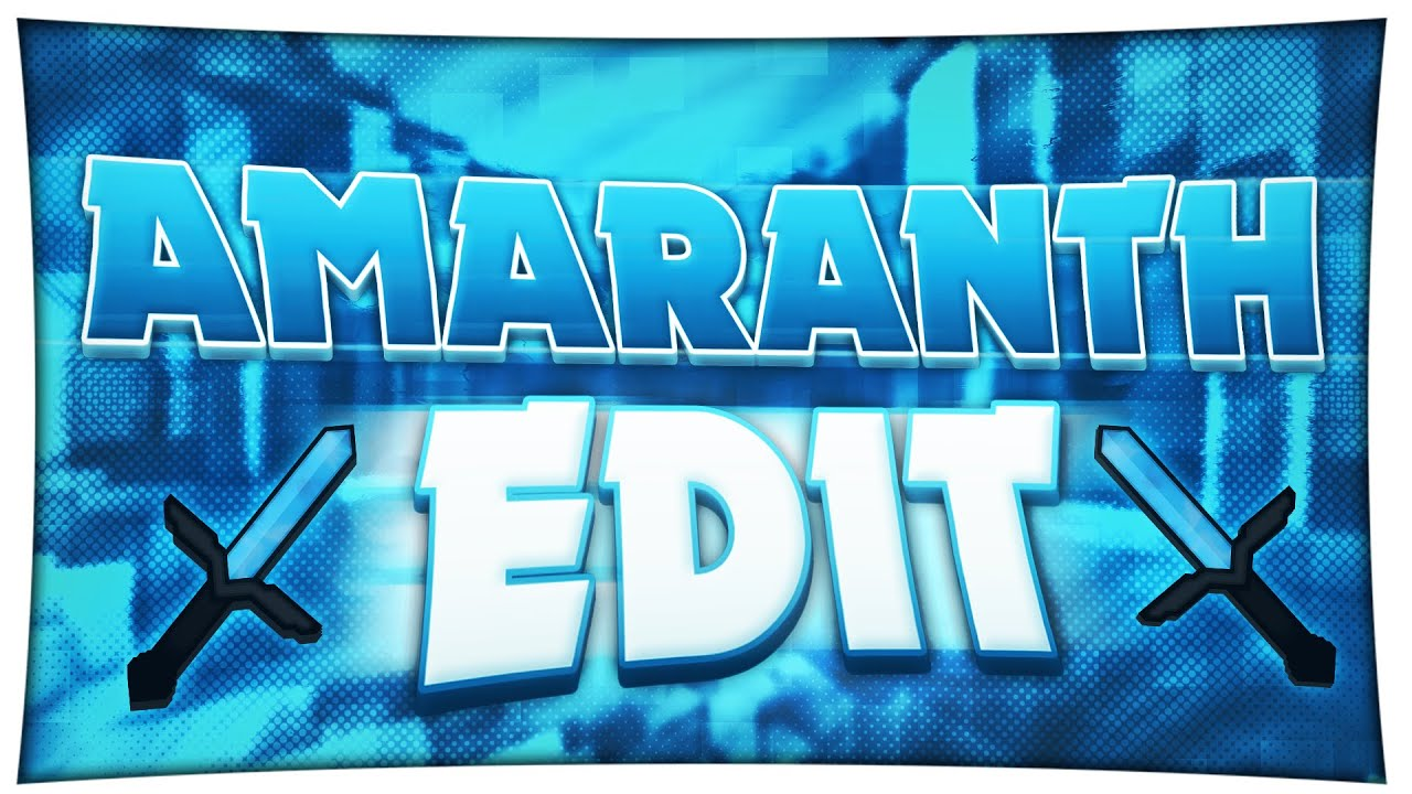 Amaranth Edit
