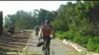 preview picture of video 'Mountain biking. Israel. Kfar Yona - Mishmar Sharon - Nahal (stream) Alexander - Emek Hefer. Кфар-Йона - Мишмар Шарон - нахаль Александр - Эмек Хэфер. Израиль.'