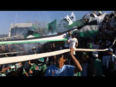 """HIMNO VILLERO"" Barra: La Gloriosa • Club: Villa Mitre"