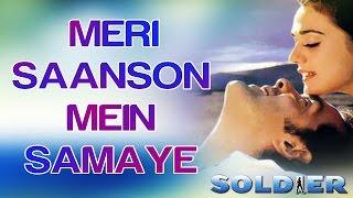 Meri Sansson Main Samaye Lyrics