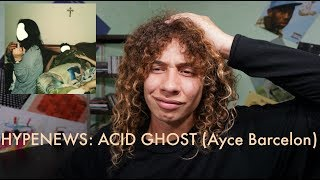 HYPENEWS: Acid Ghost Lead Singer Ayce Barcelon has counts of sexual assault and rape allegations