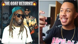 Swizz Beatz   Pistol On My Side (P.O.M.S) Ft. Lil Wayne Reaction Video