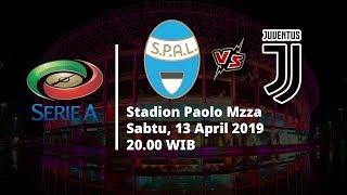 Video Live Streaming dan Jadwal Laga SPAL Vs Juventus Sabtu (13/4) Via MAXStream beIN Sport