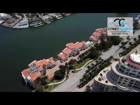 Park Shore Tropics Real Estate Flyover in Naples, Florida