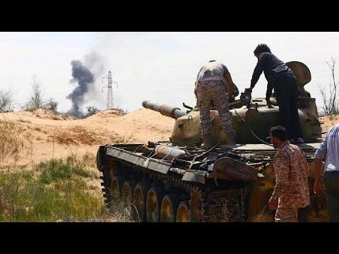 ¨Ωρα μηδέν για την Τρίπολη: Ξεκινά η τελική επιχείρηση κατάληψης από τον Χαφτάρ…