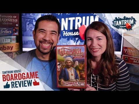 Istanbul: The Dice Game Review