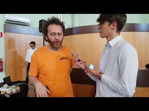 Intervista a Federico Benuzzi, autore di Fisica Sognante