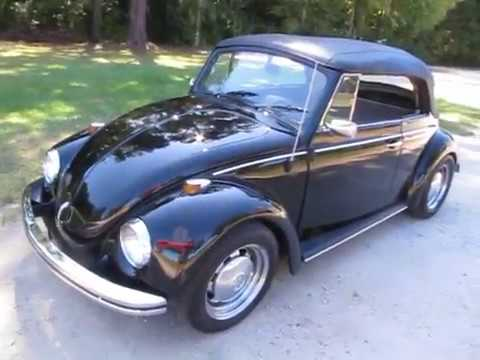 Video of '68 Beetle - QRFX