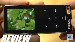 REVIEW: RUIZU X19 HiFi MP3 Player - Built-in Speaker!