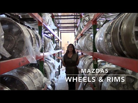 Factory Original Mazda5 Wheels & Mazda5 Rims – OriginalWheels.com