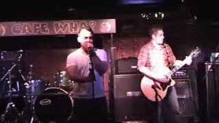 Dan Ferrari performs w/ R.I.S.E. @ Cafe Wha
