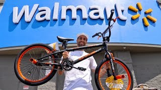 $80 Walmart BMX Bike VS NYC Streets 2