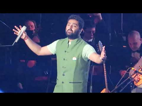 Audience Singing TUM HI HO With Arijit Singh LIVE Mp3