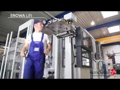 EROWA Robot Dynamic @ Fa. Modelltechnik Deutschland