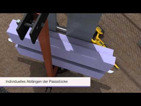 JACKODUR Atlas - Das System für wärmebrückenfreie Bodenplattendämmung