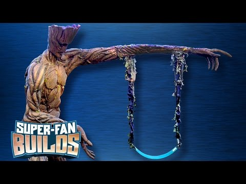 Groot Swing Set (Guardians of the Galaxy)