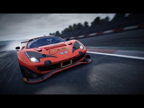Assetto Corsa Competizione Launch Trailer [ESRB] thumbnail