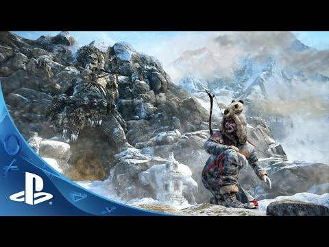 Far Cry 4 – Valley of the Yetis Trailer | PS4, PS3 thumbnail