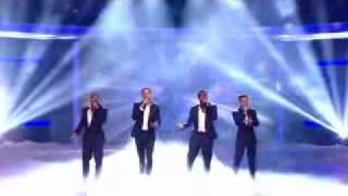 JLS-I'm Already There live show 9 X Factor 2008