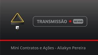 Sala Mini Contratos e Ações - Aliakyn Pereira