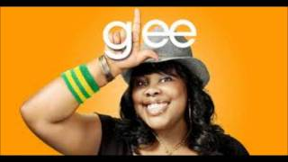 Glee - beautiful (full version with lyrics)