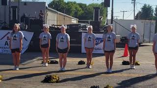 Inola MS Cheer