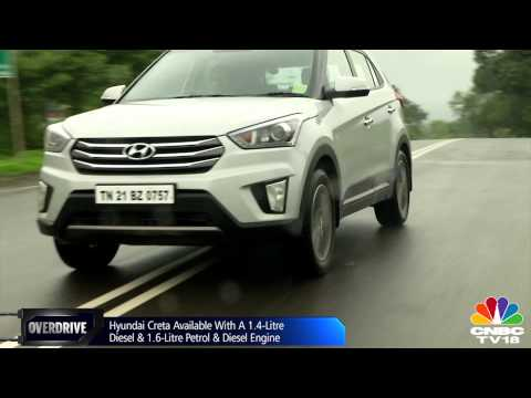 Hyundai Creta First Look
