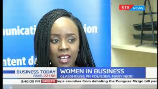 Women in Business: Mary Njoki  Founder of GlasshousePR that focuse on tailor made  solutions