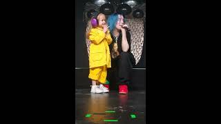 Billie Eilish Brings Young Fan On Stage During Bellyache 1114 Austin, TX