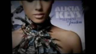Alicia Keys - Empire State of Mind (Part II 2) (Broken Down) With Lyrics